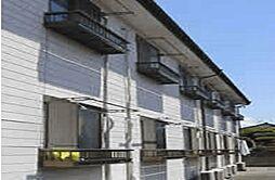栃木県宇都宮市峰3丁目の賃貸アパートの外観