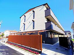 埼玉県入間市鍵山2丁目の賃貸マンションの外観