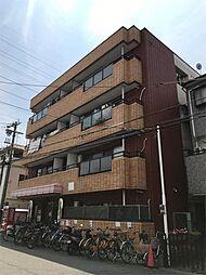 コーポ南加賀谷[3階]の外観