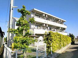 サニーフォレスト[2階]の外観