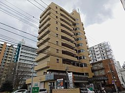 パークハイム渋谷[9階]の外観