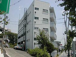 郷免住宅ビル[302号室]の外観