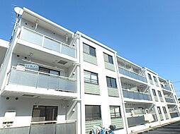ガーデンヒルズ六高台B棟[202号室]の外観