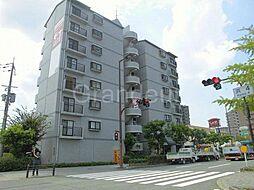 シャルマン鶴見[4階]の外観