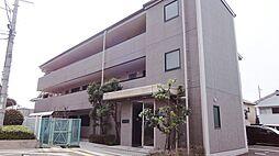 ラフィネ津田[1階]の外観