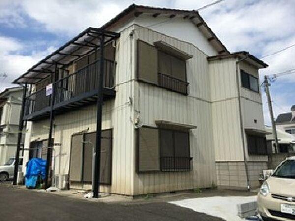 晴美コーポ 2階の賃貸【東京都 / 足立区】