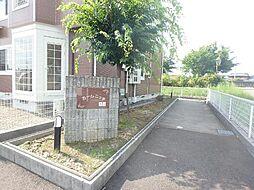 カームニッチ B[1階]の外観