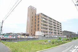 福岡県久留米市大石町の賃貸マンションの外観
