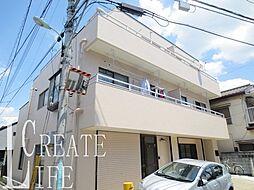 埼玉県さいたま市南区松本4丁目の賃貸マンションの外観