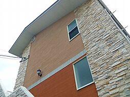 神奈川県川崎市川崎区観音2丁目の賃貸アパートの外観