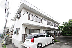 愛知県名古屋市天白区焼山2丁目の賃貸アパートの外観