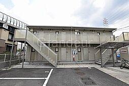 大阪府門真市三ツ島1丁目の賃貸アパートの外観