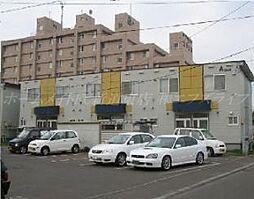 [テラスハウス] 北海道札幌市北区太平一条1丁目 の賃貸【/】の外観