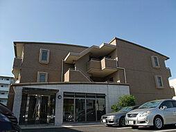 京都府宇治市槇島町本屋敷の賃貸マンションの外観