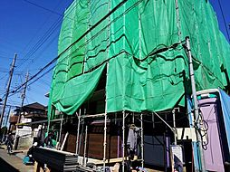 グランニールwest勝田台[1階]の外観