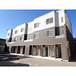 ベル・ヴェール田中町B[302号室]の外観