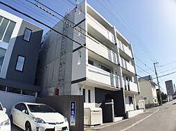 北海道札幌市西区西町北14丁目の賃貸マンションの外観
