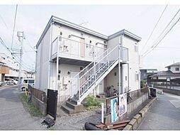 メゾン恵[1階]の外観