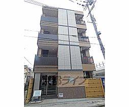京阪本線 東福寺駅 徒歩4分の賃貸マンション