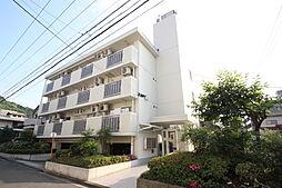 広島県広島市東区牛田中1丁目の賃貸マンションの外観