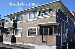 リバーサイドビラ生田I[1階]の外観