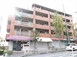 ファミーユ百合[2階]の外観