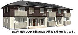 D-room桜木[2階]の外観