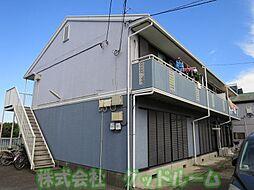 神奈川県相模原市南区上鶴間本町7丁目の賃貸アパートの外観