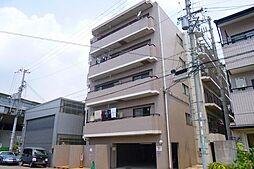 ベル上甲子園[4階]の外観