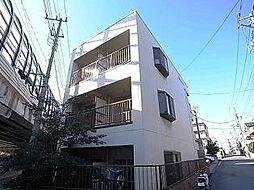 加賀ハイツ[2階]の外観