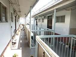 モリハイム豊新A棟 (旧ユタカマンション)[3階]の外観
