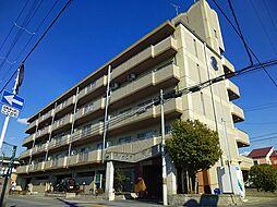 大阪府柏原市国分西2丁目の賃貸マンションの外観
