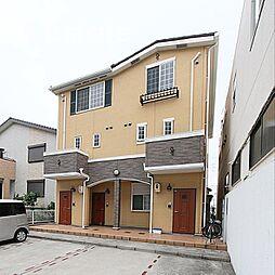 愛知県名古屋市南区本地通1丁目の賃貸アパートの外観