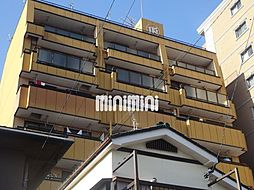 サンシャイン鳥居松[6階]の外観