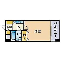 呉服町駅 3.4万円