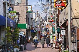高円寺あづま通り商店街まで248m