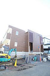 神奈川県相模原市緑区橋本台1丁目の賃貸アパートの外観