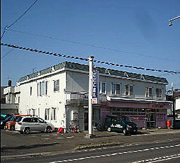 北海道札幌市東区北二十一条東20丁目の賃貸アパートの外観