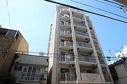 広島県広島市中区鶴見町の賃貸マンションの外観