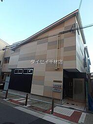 大阪府大阪市城東区関目3丁目の賃貸マンションの外観