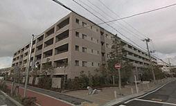 兵庫県西宮市下葭原町の賃貸マンションの外観
