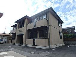 ファミーユ中野A棟[202号室]の外観