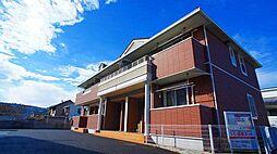 埼玉県比企郡嵐山町大字平澤の賃貸アパートの外観