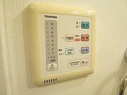 グランシス高井田の浴室乾燥機スイッチ