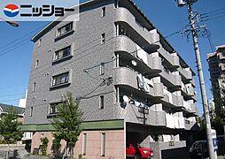 ハイウッド[4階]の外観