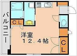 チコハウス[10階]の間取り