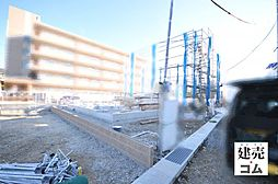 西宮市段上町6丁目 新築一戸建 5区画分譲の2号棟