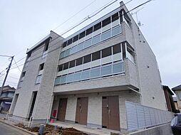 千葉県船橋市二宮1丁目の賃貸マンションの外観