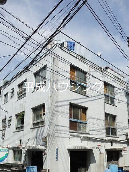 武藤ビル 3階の賃貸【東京都 / 新宿区】