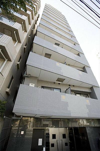 アヴァンセ戸越[13階]の外観